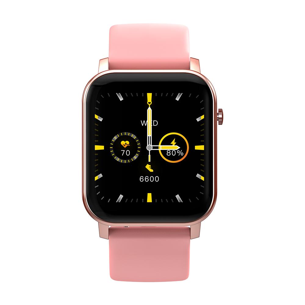 Kospet GTO IML Metal Case 24h Heart Rate IP68 Waterproof Smartwatch