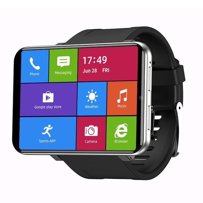 Ticwris Max MTK6739 Quad Core 3GB / 32GB Phone Android 7.1 4G Smart Watch