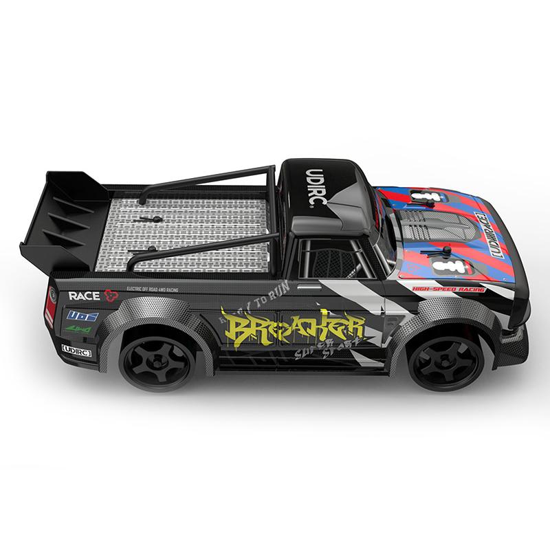 1601 2.4G 4WD RC Racing Car High Speed Car Drift Alloy Off Road Car Toys Models