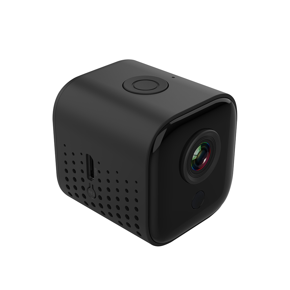 A11 2MP 1080P Ultra-Clear Wireless Camera Mini WiFi DV Cloud Storage/ HD Night Vision/ WiFi Connection Mobile Detection
