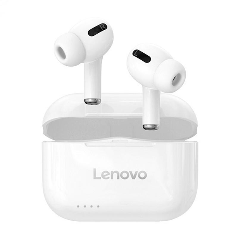 Lenovo LP1S Bluetooth HiFi Music True Wireless Stereo Sports Earbuds With Mic